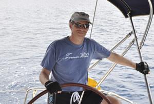 Joe Sailing